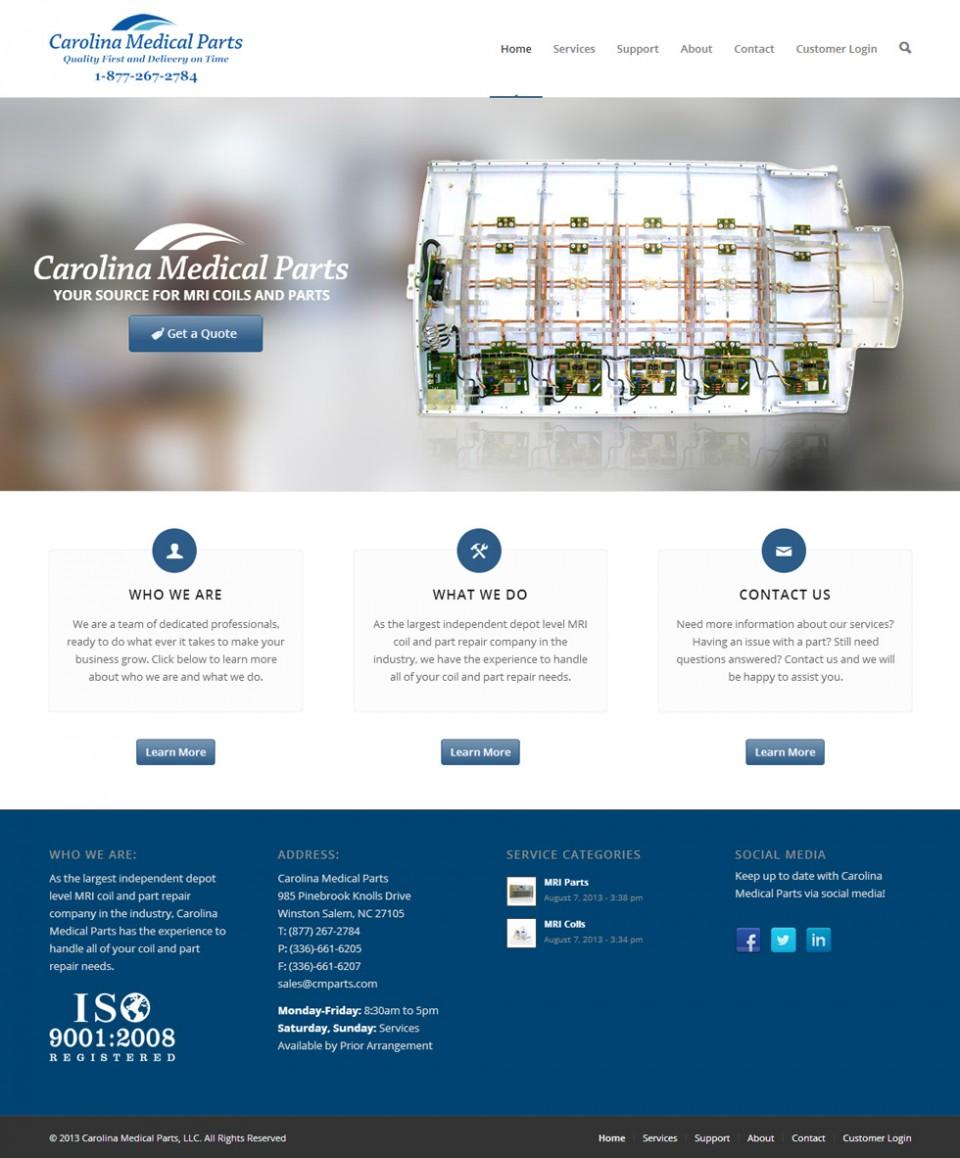 Carolina Medical Parts