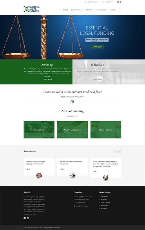 Essential Legal Funding